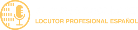 Alfonso Rodríguez, locutor español profesional. Su voz es perfecta para proyectos corporativos, promos, e-learnings y video juegos audios demos video videos demo audio contacto estudio grabacion profesional voz traduccion frances ingles español
